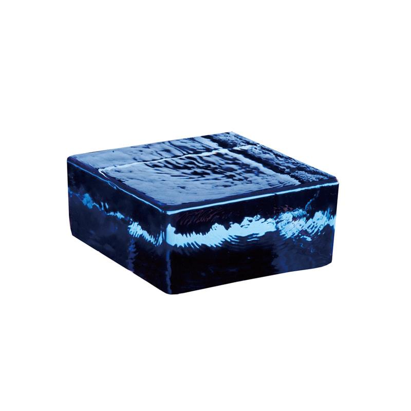 Mezzo Vetropieno 藍色